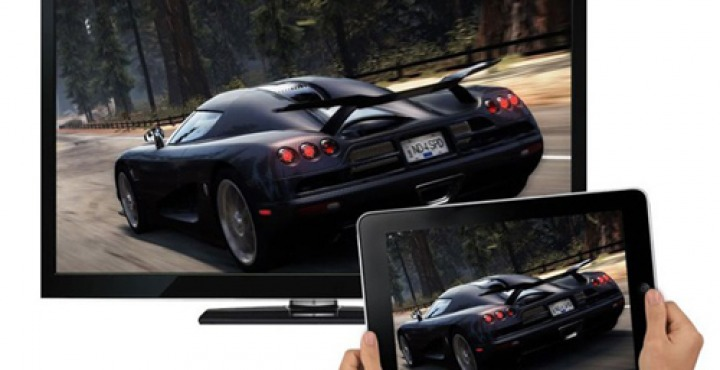 NEWS: Wirelessly mirror Notebooks or phones to a TV